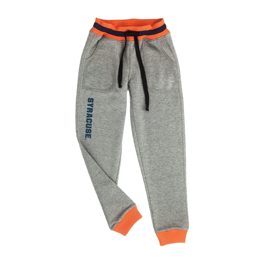 Syracuse University Marl Drop Waist Jogger