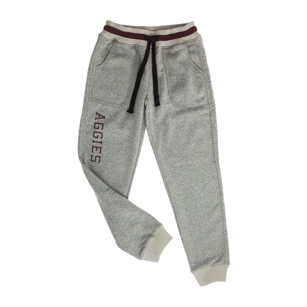 Texas A&M University Marl Drop Waist Jogger