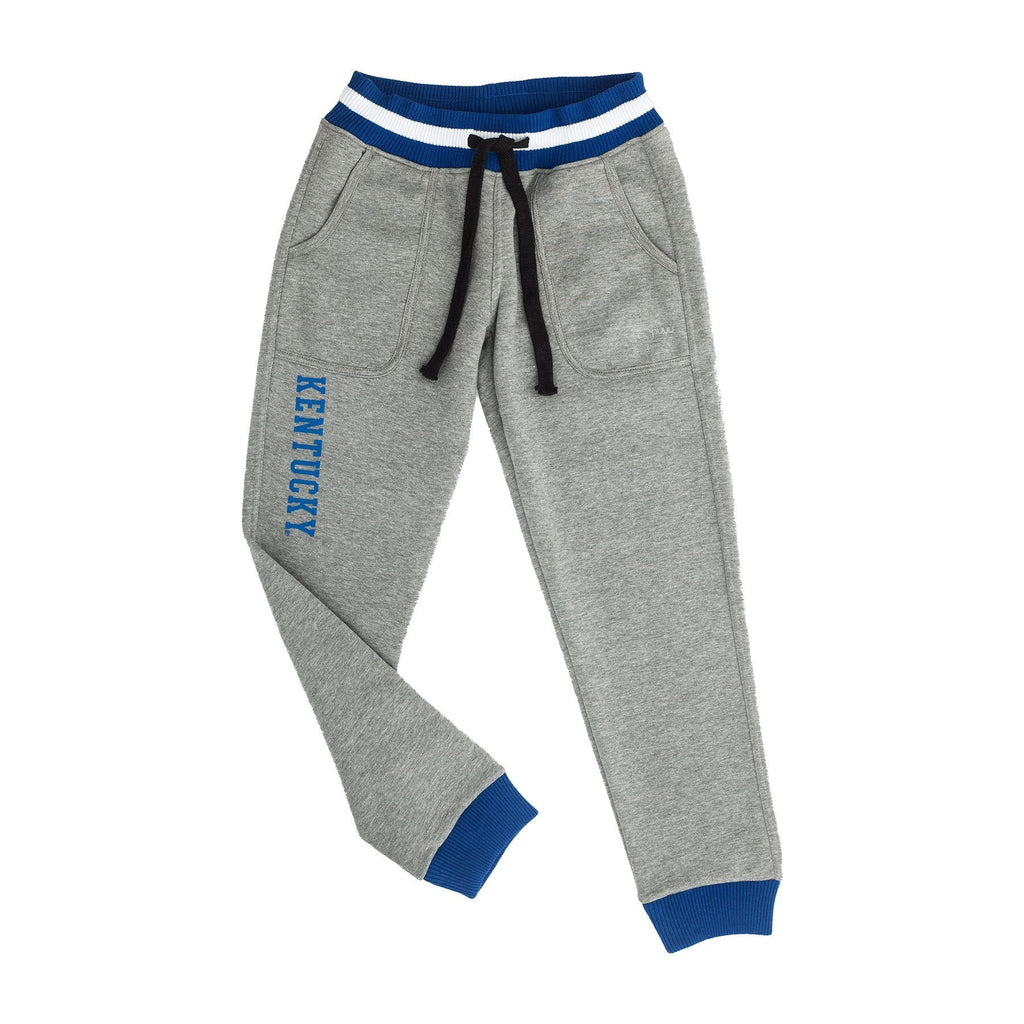 University of Kentucky Marl Drop Waist Jogger