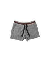 Harvard Vintage Crimson Patched Shorts