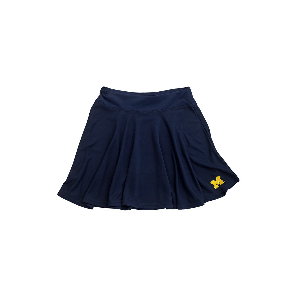 University of Michigan Skater Skirt