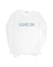 Game On Long Sleeve Crew Neck