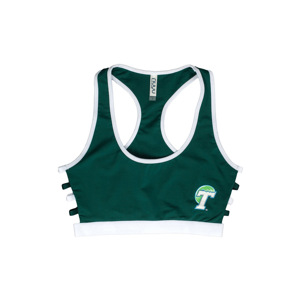 Tulane University Strappy Sports Top