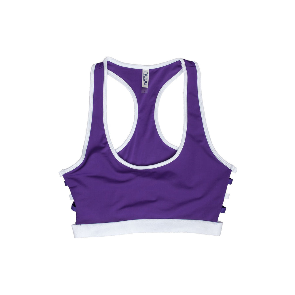 New York University Strappy Sports Top