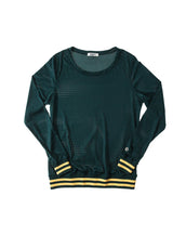 Baylor University Mesh Sweatshirt