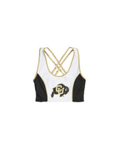 University of Colorado Sporty Cropped Tank
