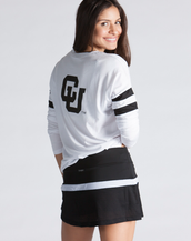 University of Georgia Long Sleeve Relaxed Crew