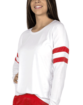 Iowa State University Long Sleeve Relaxed Crew
