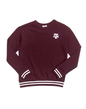 Texas A&M University Mesh Back Sweatshirt