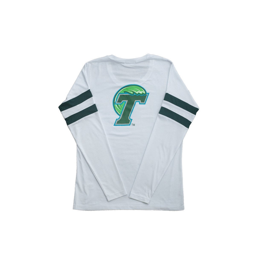 Tulane University Long Sleeve Relaxed Crew