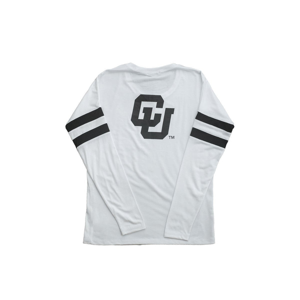 University of Colorado Long Sleeve Relaxed Crew