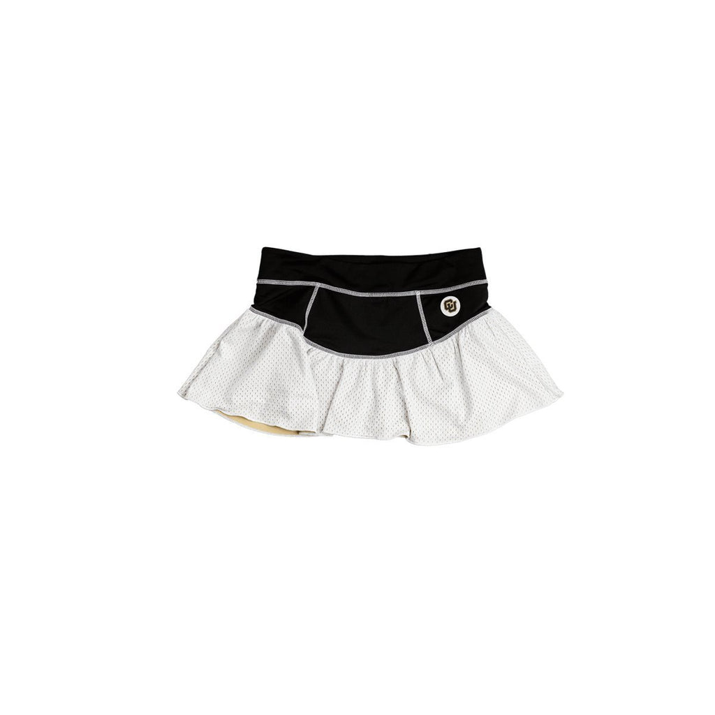 University of Colorado Ruffle Skort