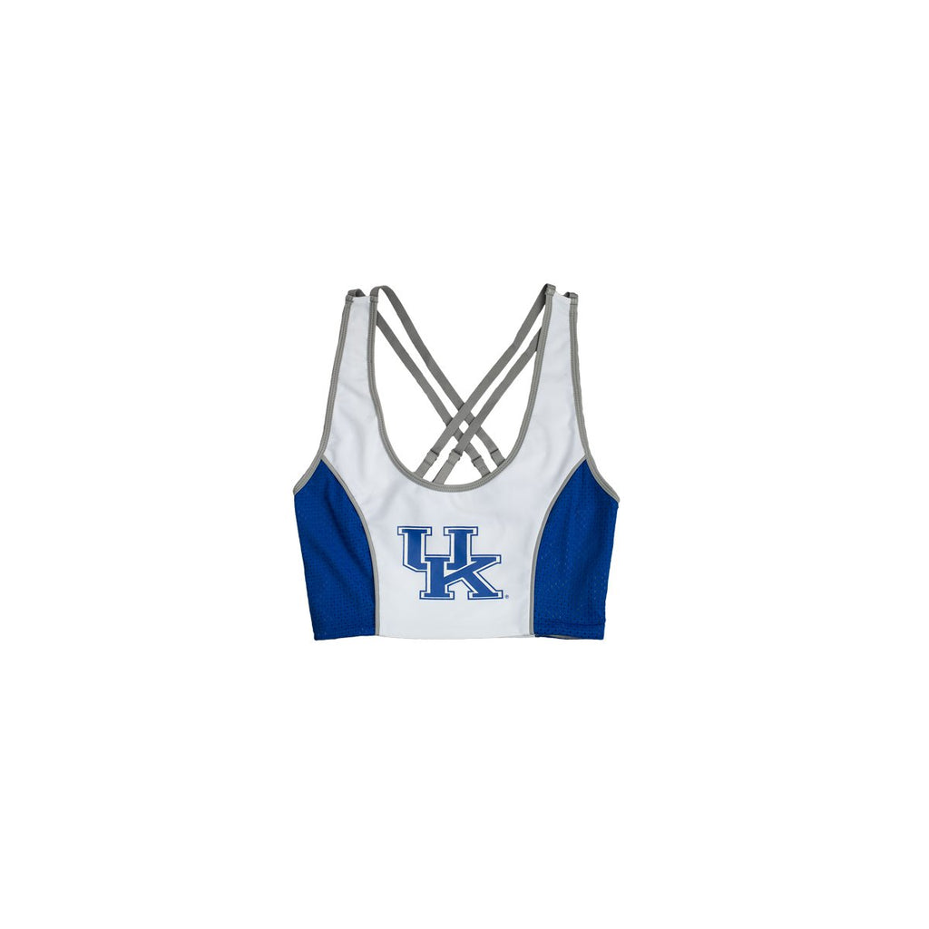 University of Kentucky Sporty Cropped Tank