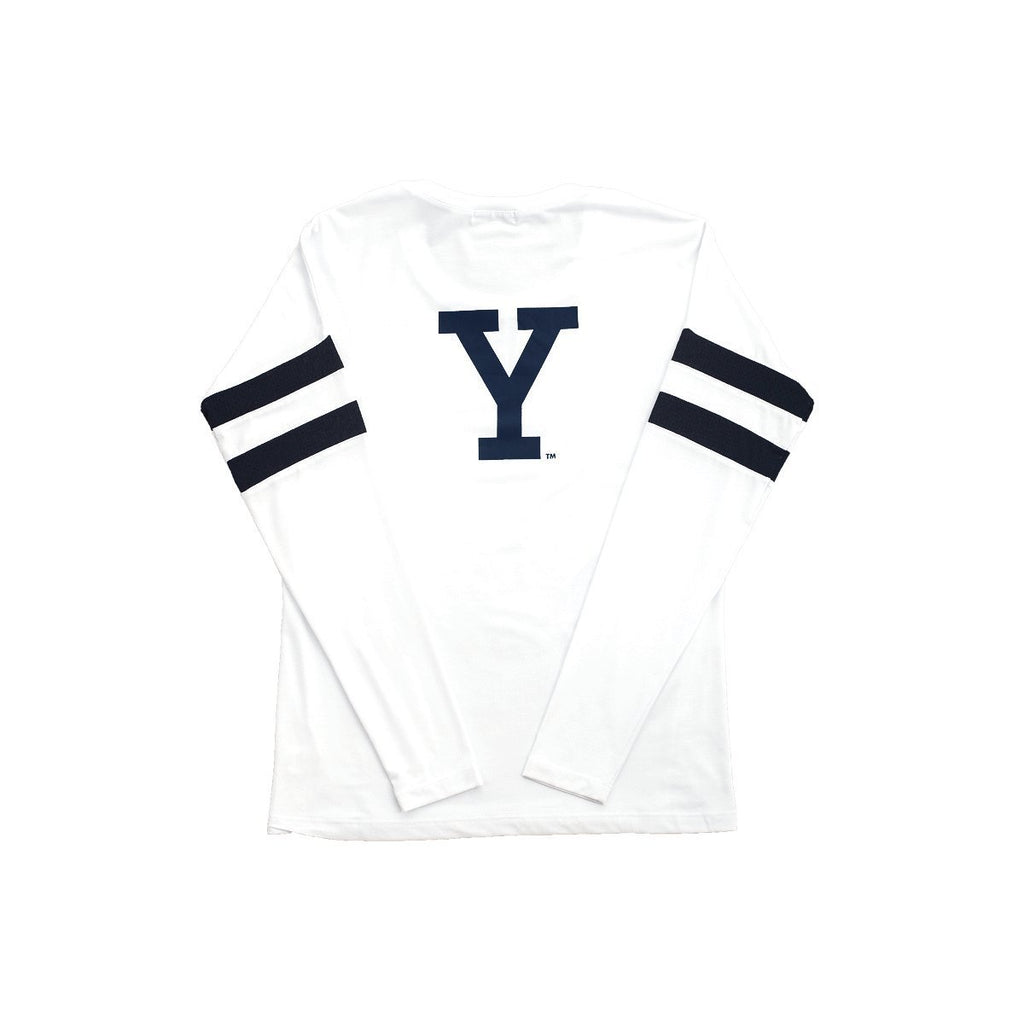 Yale University Long Sleeve Relaxed Crew