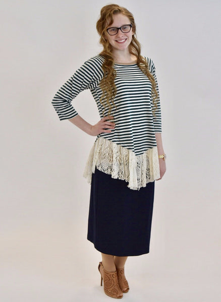 The Southern Charm Top