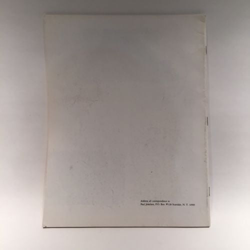 The Paperweight Collectors Association PCA Annual Bulletin 1972