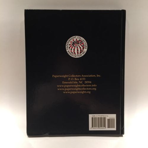 Paperweight Collectors Association PCA Annual Bulletin 2006 Hardcover Book