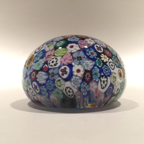 Fantastic Murano Art Glass Paperweight High Quality Close Packed Millefior