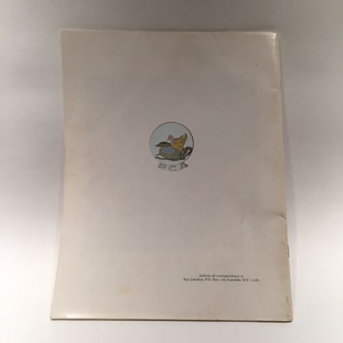 The Paperweight Collectors Association PCA Annual Bulletin 1979