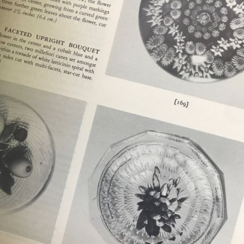 Sotheby's May 30, 1981 Auction Catalogue Art Glass Paperweights