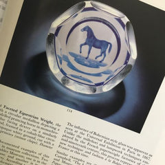 Sotheby's May 29, 1992 Auction Catalogue Art Glass Paperweights