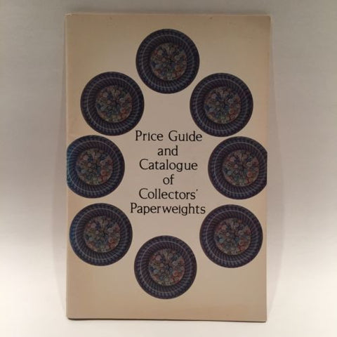 Collectors Paperweights Price Guide and Catalogue L.H. Selman 1976