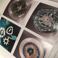 The Art of the Paperweight : The Boston and Sandwich and New England Glass Co.