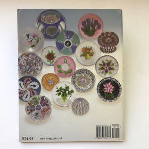 All About Paperweights, Lawrence H. Selman, 1992 Paperback Reference Book
