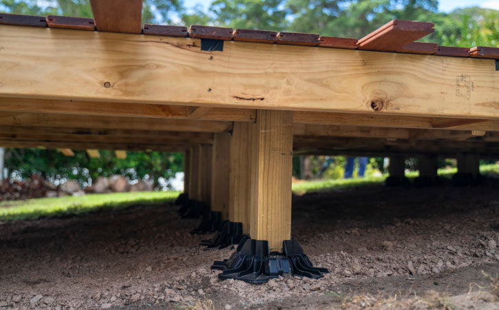tuffblock post slot for 90mm and 100mm posts