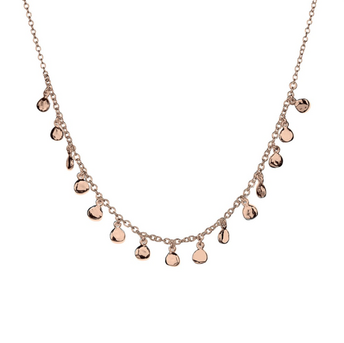 Gypsy Necklace - Rose Gold