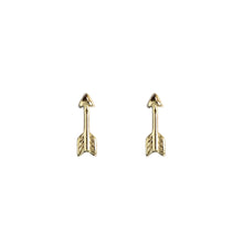 Cupid Studs - Gold