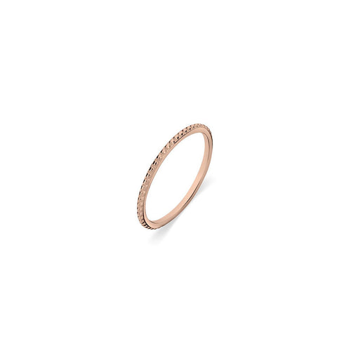 Cogs Ring - Rose Gold