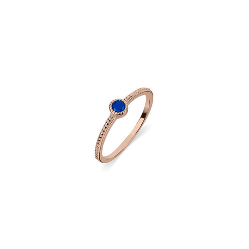 Deepia Ring - Rose Gold