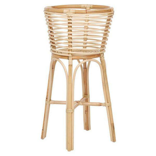 Plant Stand - Large - Cane/Natural
