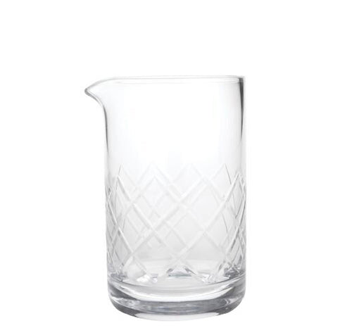 Mixing Glass - Crystal