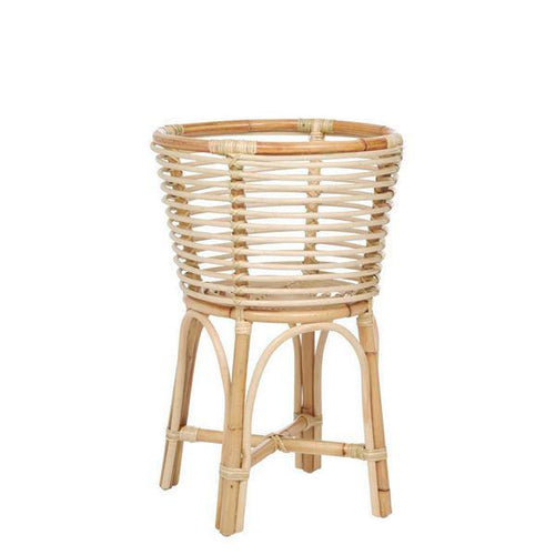 Plant Stand - Small - Cane/Natural