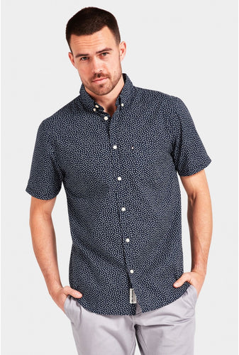 Casper Shirt - Navy