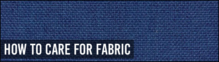 How to care for Fabric - Bohemio Furniture