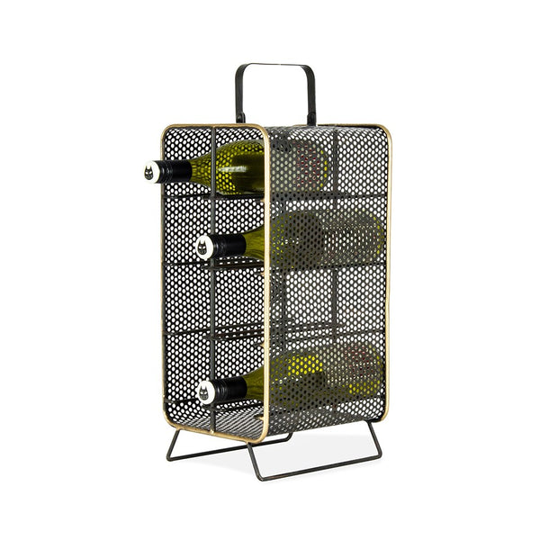 Cirque 8 Bottle Wine Rack
