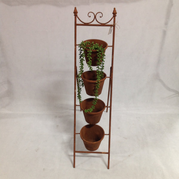 4 Tier Plant Ladder