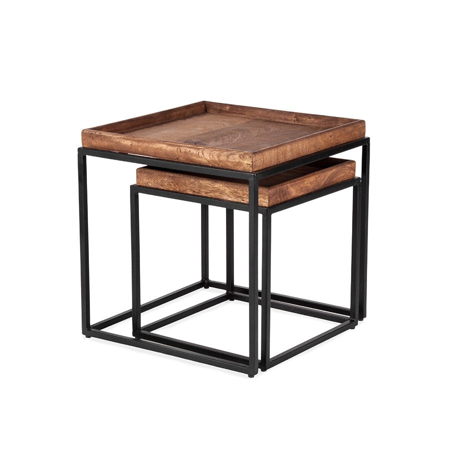 Lino Nested Side Tables