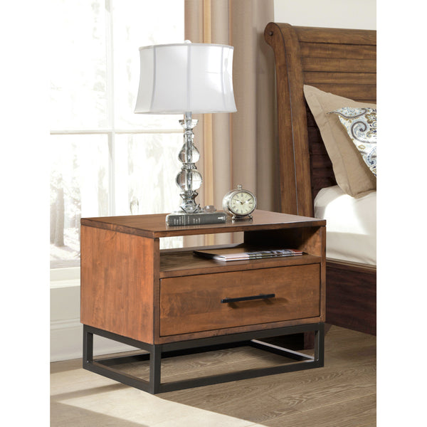 Alexander Industrial Side Table