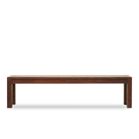 Bohemio Furniture Online Store - Boston Block Bench 200cm