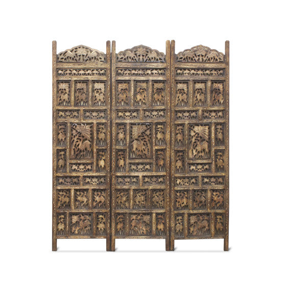 Bohemio Furniture Online Store - Camels 3 Panel Screen