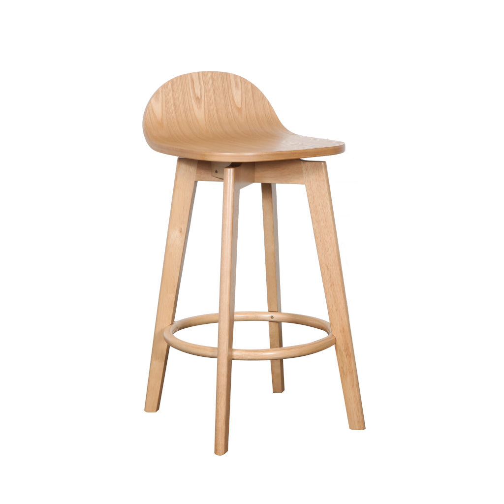 Calay Counter Barstool - Natural