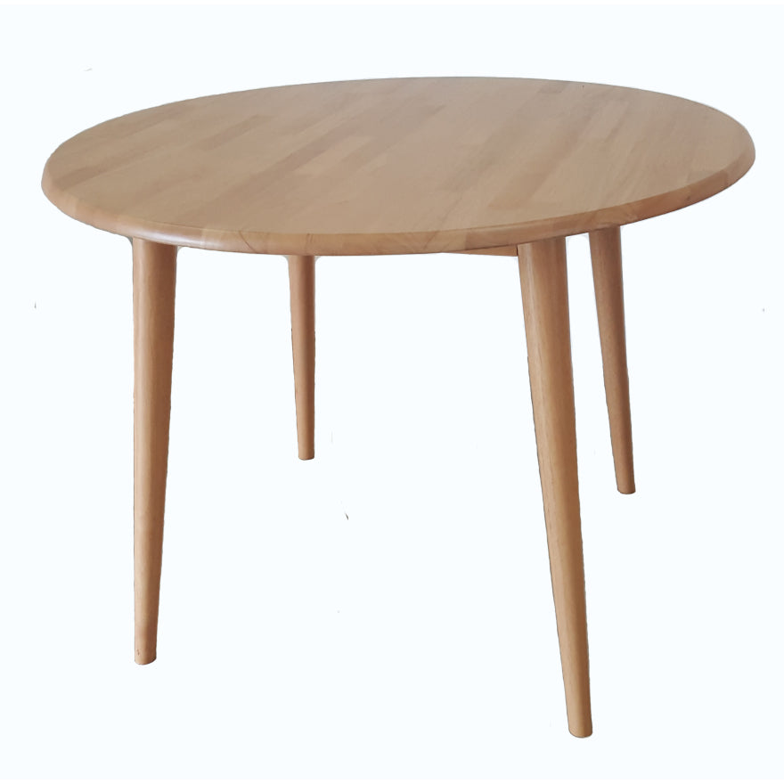 Charlie Round Dining Table 100 cm Diameter