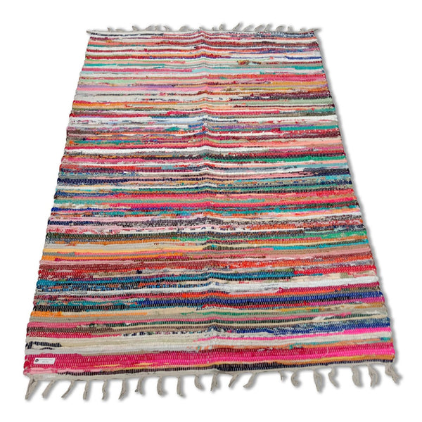 Cotton Chindi Multi Rug 120 x 180 cm