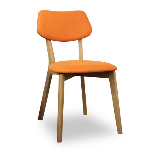 Bohemio Furniture Online Store - Colada Dining Chair (Orange)