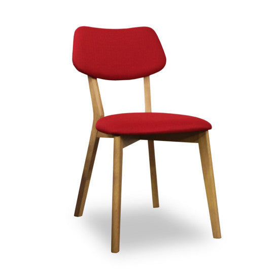 Bohemio Furniture Online Store - Colada Dining Chair (Red)