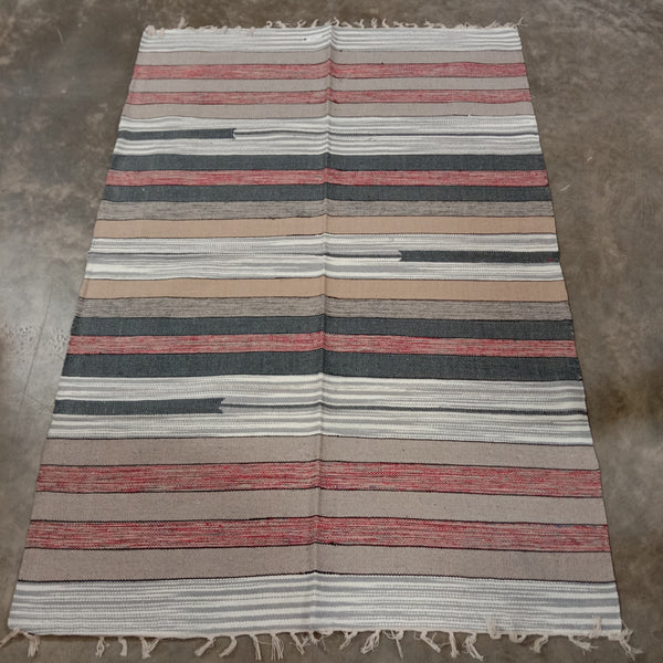Cotton Cutshuttle Rug 120 x 180 cm - Industrial Shades